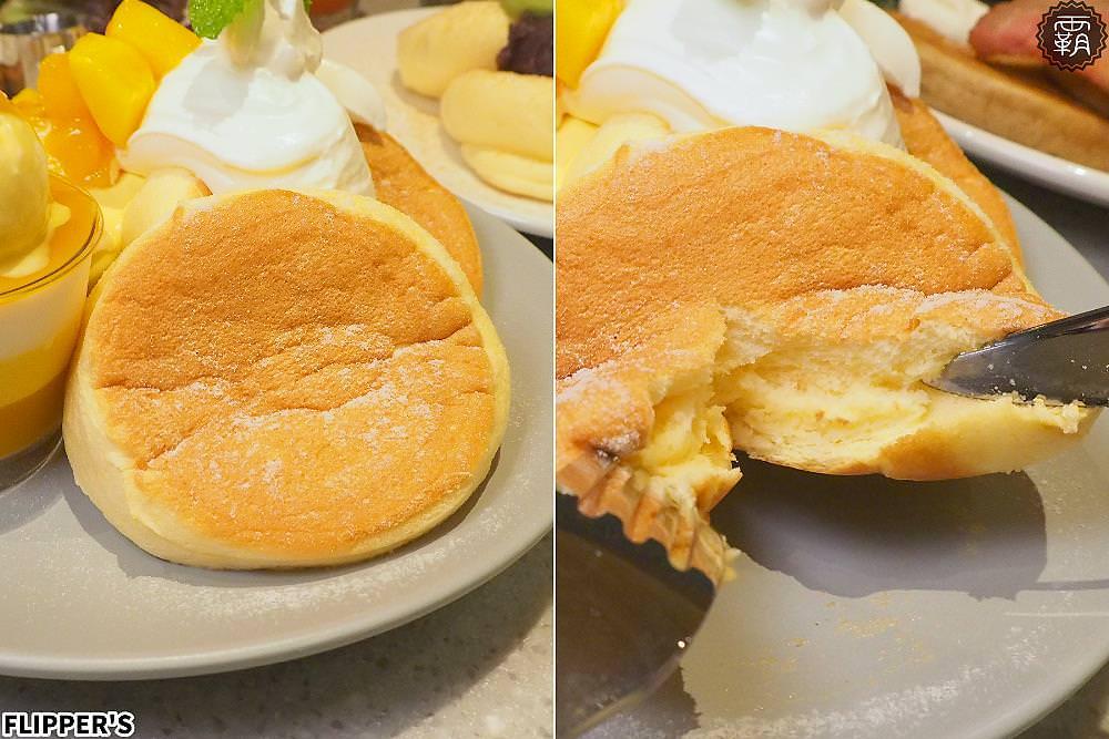 20190808230811 20 - 熱血採訪 | 奇蹟的舒芙蕾鬆餅台中首店開幕!FLIPPER'S軟綿鬆餅超迷人,點芒果限定口味送迷你隨身揹袋!