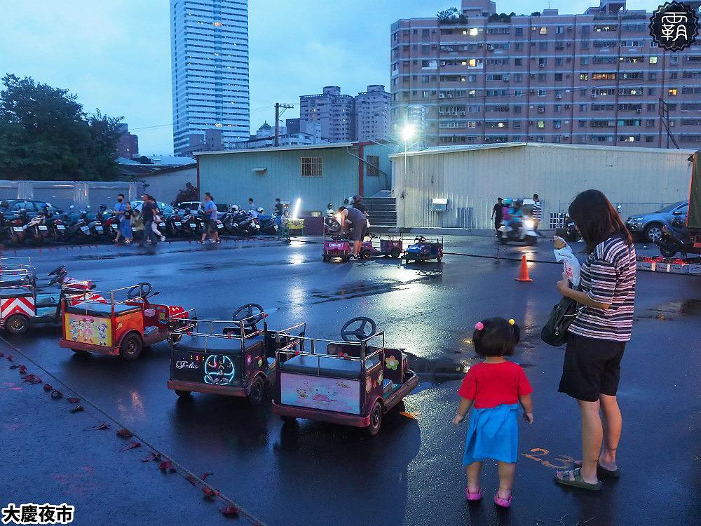 20190817205953 13 - 大慶夜市正式開張!下雨也檔不住民眾逛夜市,大量人潮湧入,開幕前3天打卡送限量名產~