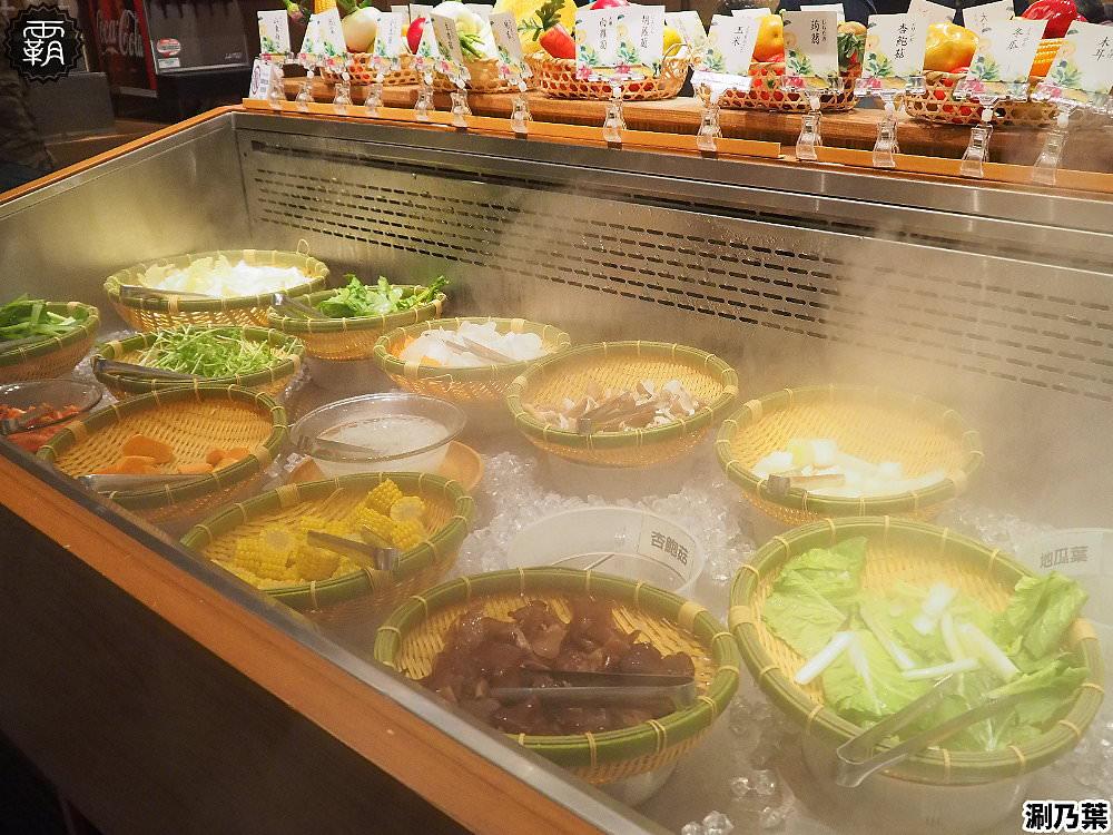 20190901200936 68 - 文心秀泰影城吃到飽火鍋,涮乃葉日式涮涮鍋,野菜吧隨你拿食材豐富有質感~