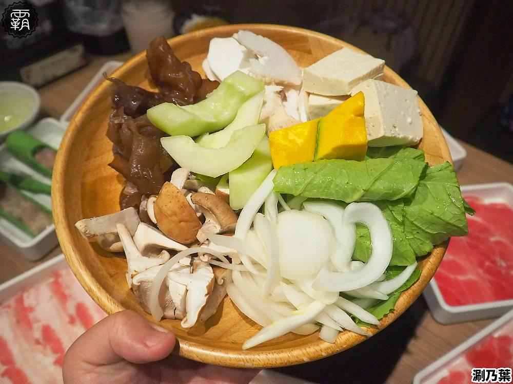 20190901201228 17 - 文心秀泰影城吃到飽火鍋,涮乃葉日式涮涮鍋,野菜吧隨你拿食材豐富有質感~