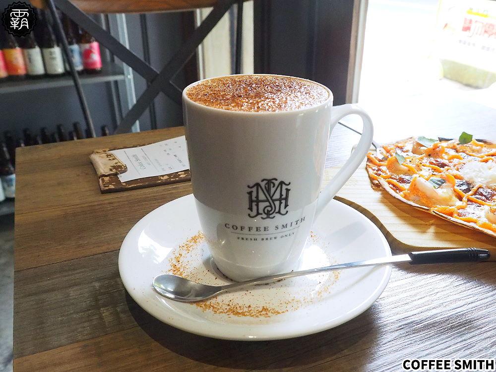 20200705124303 60 - 工業風咖啡名店Coffee Smith也推出400次咖啡,咖啡蓋好綿密厚實~