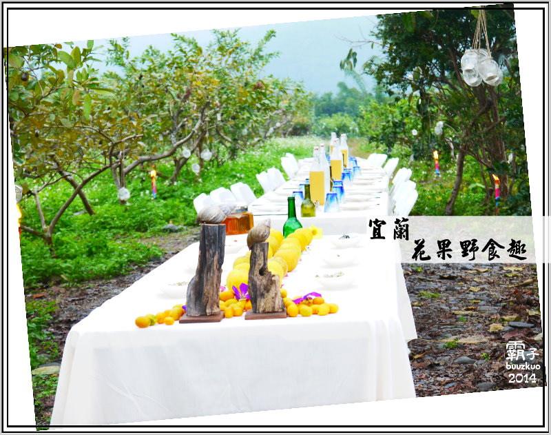 <宜蘭˙員山> 宜蘭花果野食趣之採金棗、吃金棗的漬物裸食饗宴!(邀約)
